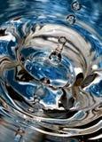niebieskie. Fotografia Stock