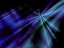 niebieskie gwiazdy Obraz Stock