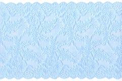 niebieskie koronki Zdjęcia Royalty Free