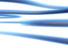 niebieskie linie royalty ilustracja