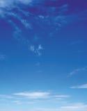 niebieskie niebo Zdjęcie Royalty Free