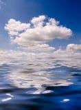 Niebieskie Niebo Obrazy Stock