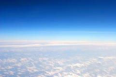 niebieskie niebo obraz stock