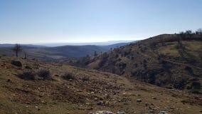 Niebieskie niebo Bułgaria Zdjęcie Royalty Free