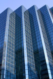 niebieskie niebo budynku. zdjęcie royalty free