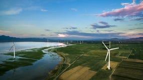 Niebieskie niebo w Chiny zdjęcie stock