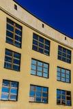 niebieskie okno Obrazy Royalty Free