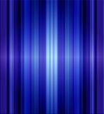 niebieskie paski metalowych Zdjęcie Stock