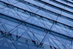 niebieskie szkła Fotografia Royalty Free