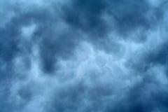 niebieskie tło białe Fotografia Stock