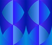 niebieskie tło gwiazdkę szczęśliwy wesołych nowy tekst textured lat Fotografia Stock