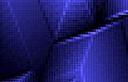 niebieskie tło gwiazdkę szczęśliwy wesołych nowy tekst textured lat Różne formy na wizerunku Obrazy Stock