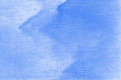niebieskie tło neon kamień Zdjęcia Stock