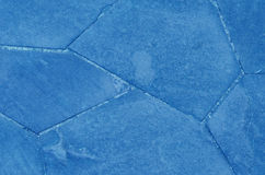 niebieskie tło abstrakcyjnych linie wektorowe Fotografia Royalty Free