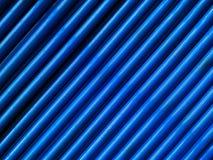 niebieskie tło abstrakcyjnych linie wektorowe Obraz Royalty Free