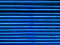 niebieskie tło abstrakcyjnych linie wektorowe Obrazy Stock