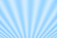 niebieskie wiązki Obrazy Royalty Free