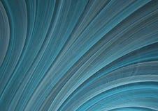 Niebieskiej linii tło Obrazy Stock
