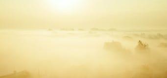 Niebla foto de archivo libre de regalías