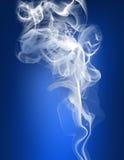 Niebla con humo blanca Foto de archivo libre de regalías