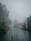 Niebla en el aire Fotos de archivo