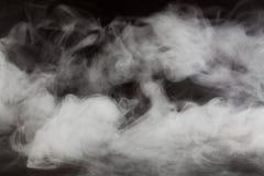 Niebla o humo abstracta imagen de archivo