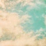 Niebla retra del Grunge Foto de archivo libre de regalías