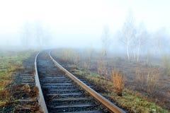 Nieblas de abril Foto de archivo libre de regalías