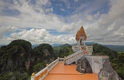 niebo świątynia Obraz Stock