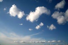niebo Obraz Royalty Free