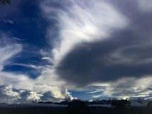 niebo Zdjęcie Stock
