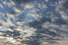Niebo - 2 Zdjęcia Royalty Free