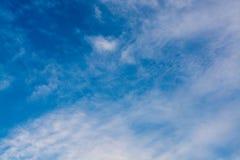 Niebo abstrakt Zdjęcie Royalty Free