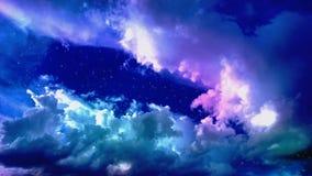Niebo abstrakt Obraz Royalty Free
