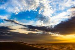niebo afryki Obrazy Stock