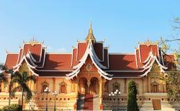 niebo błękitny buddyjska świątynia Obrazy Stock