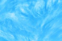 niebo białe chmury Obrazy Stock