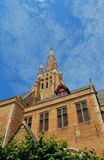Niebo Bruges Obrazy Royalty Free