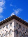 niebo budynku. Obraz Royalty Free