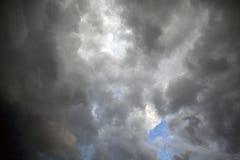 niebo burzowy Fotografia Stock