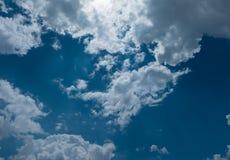 niebo chmura Zdjęcia Royalty Free