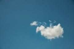 niebo chmura Fotografia Royalty Free