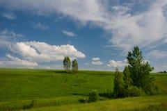 niebo, chmury Zdjęcie Stock