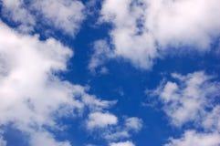 niebo, chmury Zdjęcia Stock