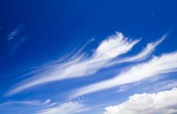 niebo, chmury Zdjęcia Royalty Free