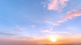 niebo, chmury zdjęcie wideo