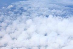 niebo, chmury niebieski niebo, chmury niebieski Obrazy Royalty Free