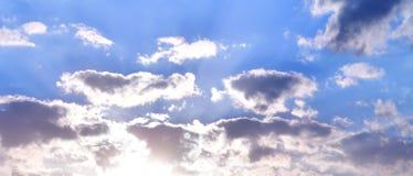 niebo, chmury niebieski niebo, chmury niebieski fotografia stock