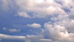 Niebo czasu upływu chodzenia chmury zbiory