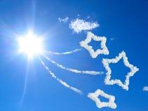 niebo gwiazdy Zdjęcie Stock